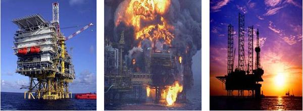 海洋石油开采设备气体灭火系统-无锡蓝天安全技术
